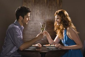 Arrange regular date nights with your partner.