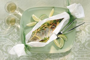 How to Cook Panfish in the Oven