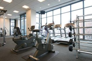 With so many large machines and equipment, fitness center employees must exercise caution on the job.