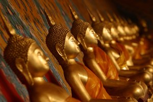 Buddhism Funeral Traditions for Ashes