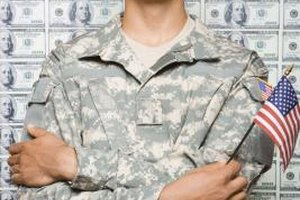 Scholarships and grants for college-bound children of military personnel can provide a needed financial boost.