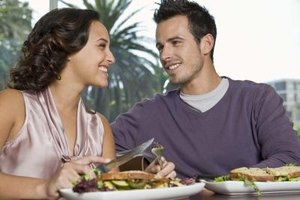 Treat him to his favorite cuisine for dinner to celebrate.