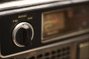 What Do AM & FM Stand for on the Radio?