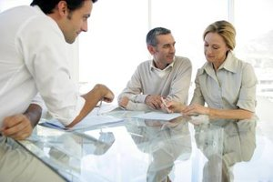Consult an attorney before choosing how to take title to real estate.