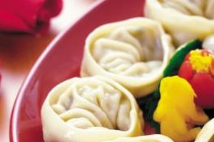 Filled dumplings are one of the glories of Chinese cuisine.