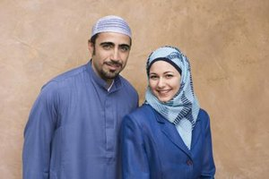 God intended Muslim wives to be happy in their marriages.