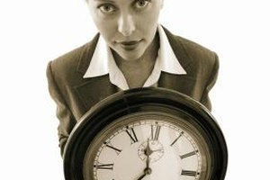 Find out what's behind the employee's tardiness.