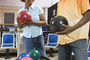 Bowling is a hobby married couples can do together while they also meet new people.