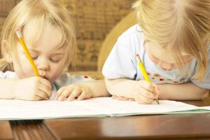 Fine motor skills are what enable children to hold a pencil or a crayon properly.