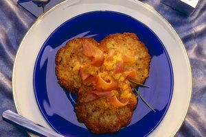 How to Heat Up a Potato Pancake and Make It Crisp