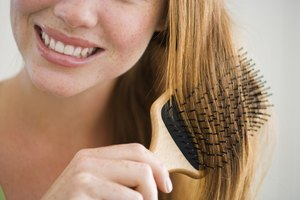How to Get Rid of Sticky Hair