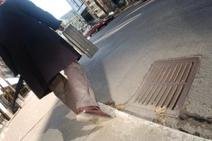 The innocuous storm drain can serve as a conduit for pollutants.