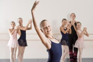 It takes years of formal dance education and training to become a professional dancer.
