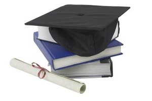 The GED provides an alternative to a high school diploma.