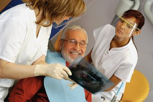 Most Medicare plans don't cover dental procedures.