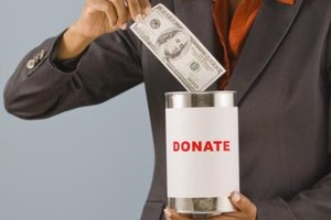 Nonprofits must disclose their finances annually on IRS Form 990 or 990-EZ.