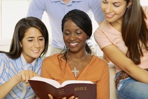 How to Get Teens Interested in the Bible