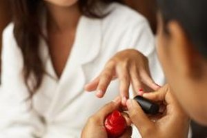 Get professional results with an at-home manicure.