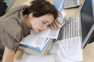Most employers frown upon sleeping on the job.