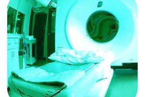 Radiologists routinely use technology such as MRI machines.