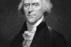 Thomas Jefferson is one of the most famous Anti-Federalists.