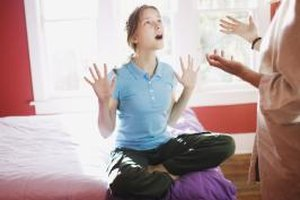 A troubled relationship with your teen could develop during divorce.