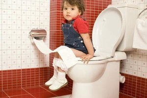 Girls tend to be calmer by nature, which helps in the potty training process.