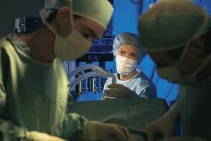 Anesthesia care teams monitor patients and keep them sedated during surgery.