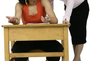 Being respectful to teachers should be a key element of teen behavior,