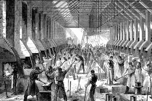Unique Facts on the Industrial Revolution