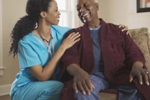 Increased home health aide programs add to high demand for registered nurses.