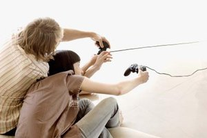 Your boyfriend's PS3 can actually bring you together.