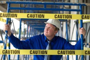 Workplace safety activities support ongoing safety awareness.
