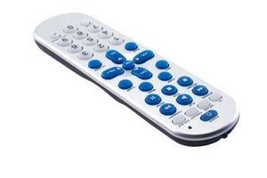 Replacement remotes for AT&T Uverse must be ordered through AT&T.