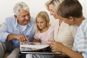 The effects of a grandparent's move will likely vary from child to child.