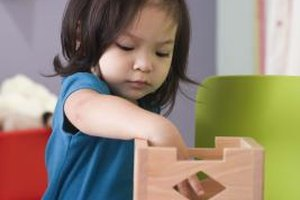 Children learn through exploration and play.