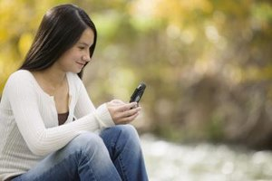 The average teen sends and receives over 2,000 text messages per month.