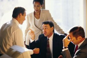 Workplace conflict is caused by poor communication and lack of acceptance of others' views.