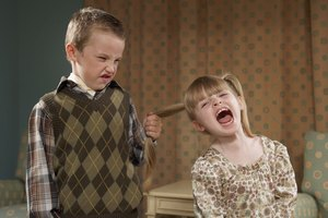 How to Correct Aggressive Behavior in 4-Year-Olds