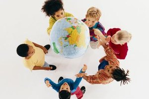 Children from different cultural backgrounds should be encouraged to have respect for each other's differences.