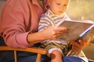 Daily reading sessions help your toddler improve communication skills.