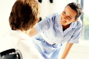 Patients are health care workers top priority.