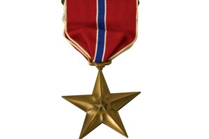 Criteria for a Bronze Star Medal