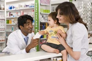 Always request medicines in child-resistant packaging.