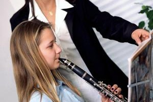 Research indicates that music lessons boost academic achievement.