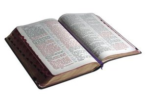United Methodists believe the Bible is the authoritative Word of God.