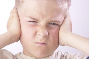Trying to reason with a child during a temper tantrum is doomed to failure.