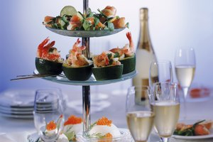 Appetizers Using Cooked Shrimp