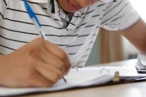 Rules for expository essay