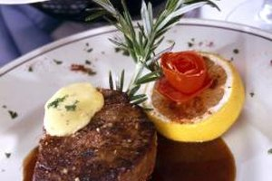 Restaurants often offer bison fillet as an alternative to filet mignon.
